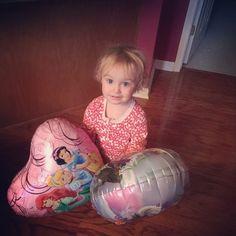 HAPPY 2ND BIRTHDAY PRESLEY!!! She's so cute!