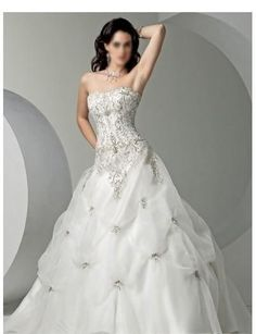+Embroidery+Dress+with+Orderly+Pick+up+Ball+Gown+Skirt+and+Chapel+Train+Lace+up+Wedding+Gown+WM-0132