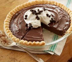 Try this HERSHEY'S Cocoa Cream Pie recipe, made with HERSHEY'S products. Enjoyable baking recipes from HERSHEY'S Kitchens. Bake today.