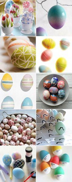 My Picks: Favorite Easter Egg Decoration Ideas #Fave178235