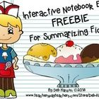 "Do you want to add a little ""flavor"" to your summarizing unit?    I teach my students to tackle summarizing by building a sundae summary.   Student..."