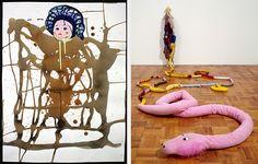 Mike Kelley au Centre Pompidou