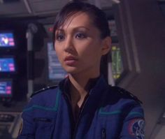 Star Trek Hoshi Sato   Off-Topic, Periodic Chart of Star Trek Babes - Linda Park - Hoshi Sato