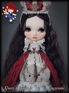 Blythe ~The Queen of Hearts..