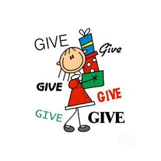 Better To Give than to.....