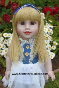 "HARMONY CLUB DOLLS 18"" Dolls, 18"" Doll clothes <a href=""http://www.harmonyclubdolls.com"" rel=""nofollow"" target=""_blank"">www.harmonyclubdo...</a> fits American Girl Dolls"