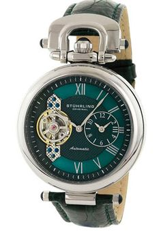 ee95b1195133 Stuhrling Original Men s The Emperor Automatic. Asking price   725. Relojes  Bonitos