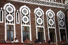 https://flic.kr/p/8GzZjE | Coffee shop - Bab Al Yemen - Sanaa - Yemen | Je…