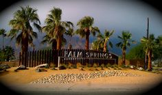 thrifty chic LA : Palm Springs...a weekend getaway.
