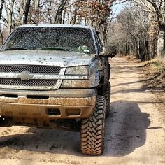 Chevrolet truck Mudder