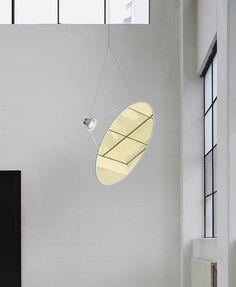 Amisol door Daniel Rybakken voor Luceplan #amisol #luceplan #danielrybakken #euroluce2017 #salonedelmobile #eikelenboom #design #hanglampen