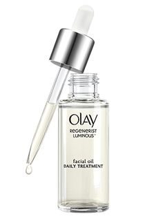Allure Magazine Favorite Clock-Stoppers:Olay Regenerist Luminous Facial Oil