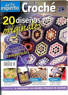 Arte Experto Croché Ano 1 Nro 2 - anaismerche - Picasa-Webalben