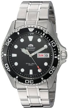 The original Orient Ray diver watch was a success - it has great looks and decent build quality for an affordable automatic watch.   But this new Orient Ray II improved on that by using a better movement that hacks and can manual wind. Read this Orient Ray II review for more info.