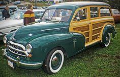 1955 Morris-Oxford Woodie: Haliburton Fall Festival Antique Car Show, October 2009 by bill barber Vintage Cars, Antique Cars, Vintage Trailers, Morris Oxford, Models Men, Automobile, Mini Car, Woody Wagon, Classic Car Restoration