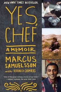 Buy Yes, Chef: A Memoir by Marcus Samuelsson, Veronica Chambers and Read this Book on Kobo's Free Apps. Discover Kobo's Vast Collection of Ebooks and Audiobooks Today - Over 4 Million Titles! Good Books, Books To Read, My Books, Random House, Gabrielle Hamilton, Vogue New York, James Beard Award, Imagines, Reading Lists