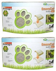Petstages Emerycat Scratcher Refill ** Details can be found by clicking on the image.