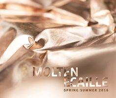 Molten Ecaille - S/S 2016 Trends Reveal | Wella Professionals