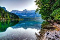 Summer in Trentino, Italy jigsaw puzzle in Great Sightings puzzles on TheJigsawPuzzles.com