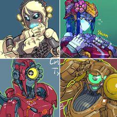 Cyberpunk Anime, Mecha Anime, Cyberpunk Art, Character Concept, Character Art, Arte Robot, Robot Girl, Robot Concept Art, Futuristic Art