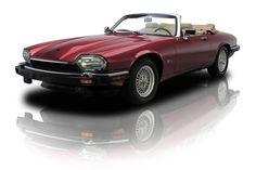 The largest collector car marketplace. Jaguar Type, Jaguar Cars, Jaguar Xjs Convertible, Auto Retro, Xjr, Amazing Cars, Hot Cars, Car Pictures, Bugatti