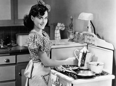 paulette goddard.  couldn't you just see this dress on modcloth?