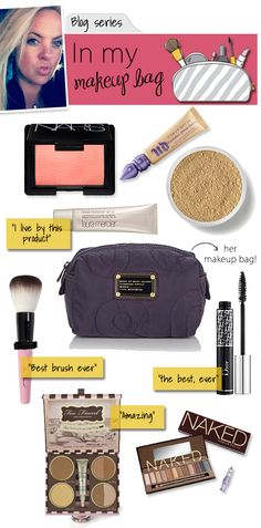 Blog Series: In my Makeup Bag