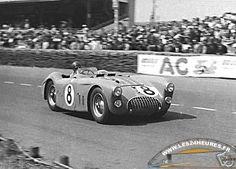 24h du Mans 1952 Pierre Levegh