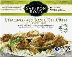 Saffron Road Lemongrass Basil Chicken