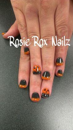 Halloween Nailz