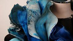 #waterproject #my creation #mycolorfullcoat