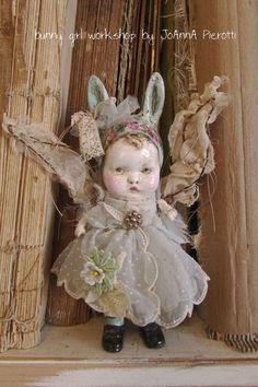 Bunny girl .....Joanna Pierotti