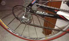 . Bici talla m cuadro de aluminio y horquilla de carbono y grupo shimano 105…