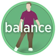 Worried about falls and injuries as you age? Physical activity and these fall prevention balance exercises will keep you on your feet. Balance Exercises, Bone And Joint, Healthy Exercise, Man Standing, Bone Health, Physical Activities, Clinic, No Worries, Physics