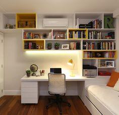 Painel+estante+escrivaninha