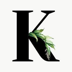 Monogram Wallpaper, Alphabet Wallpaper, Typography Alphabet, Alphabet Art, Love Heart Images, Powerpoint Background Design, Vide Poche, Floral Letters, Art Clipart
