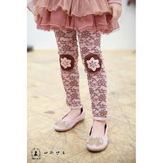 Retail 1PC Children's Fashion 2014 Flower Print Cotton Leggings pants for Girls kids leggings Spring Autumn Wear B71011-inLeggings from Apparel & Accessories on Aliexpress.com | Alibaba Group