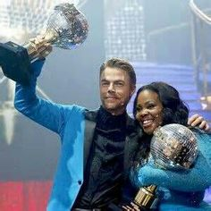 Derek Hough and Amber Riley win season 17 of Dancing with the stars