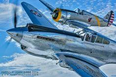 P-36 & P-40