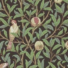 Dziedzictwo Williama Morrisa trwa do dziś, firma  produkuje oryginalne wersje swoich oryginalnych