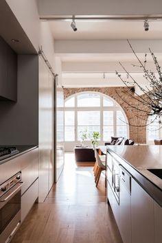 Surry Hills Apartment via design milk
