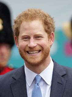 Prince Harry at The Patrons Lunch Harry Windsor, Lady Louise Windsor, Prince Harry Photos, Prince Harry And Meghan, Princess Beatrice, Princess Diana, Queen 90th Birthday, Redhead Men, Diana Williams