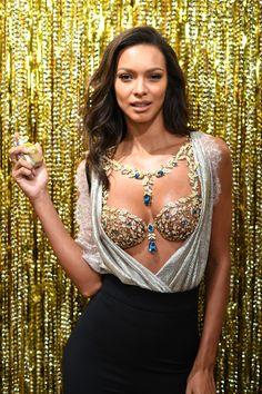 Il Fantasy Bra, il pezzo più prezioso che sfila in passerella a ogni edizione del Victoria's Secret Fashion Show.