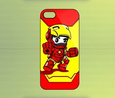 Iron Man New Design Case For iPhone 4/4S, iPhone 5/5S/5C, Samsung Galaxy S2/S3/S4, Blackberry Z10