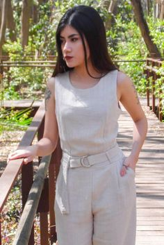 Office Outfits Women, Stylish Work Outfits, Casual Dresses, Fashion Dresses, Look Office, Korean Street Fashion, Korean Outfits, Jumpsuit, Plus Size