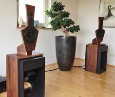 ** Linkwitz Lab LX521 Constant Directivity Loudspeakers