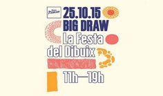 Big Draw Festa del Dibuix 2015 Barcelona