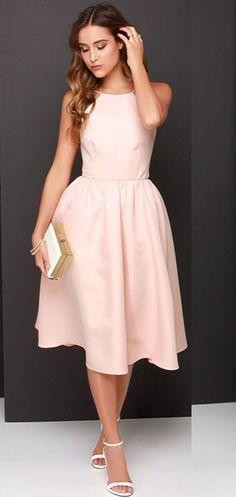 elegant pink homecoming dress, 2017 new fashion homecoming dress, elegant short pink evening dress