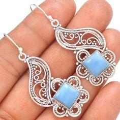 "Gemstone(s): Owyhee Opal. Setting Metal: 925 Solid Sterling Silver. Total Weight: 7.8 grams (including gemstone & silver). Style: POP. WHY XG. Total Long: 2 "". | eBay!"
