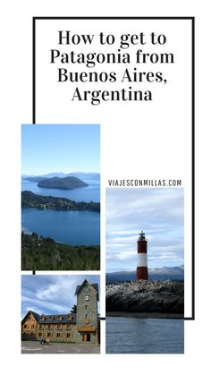 How to plan a trip to Patagonia? Check this travel guide. How to get to Patagonia from Buenos Aires? Visit Argentina, Argentina Travel, How To Get, How To Plan, Patagonia, South America, Travel Guide, Buenos Aires